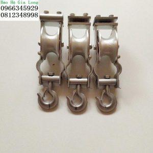 puly nhôm kéo dây điện 150x60