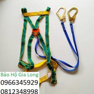 dây an toàn toàn thân 2 móc