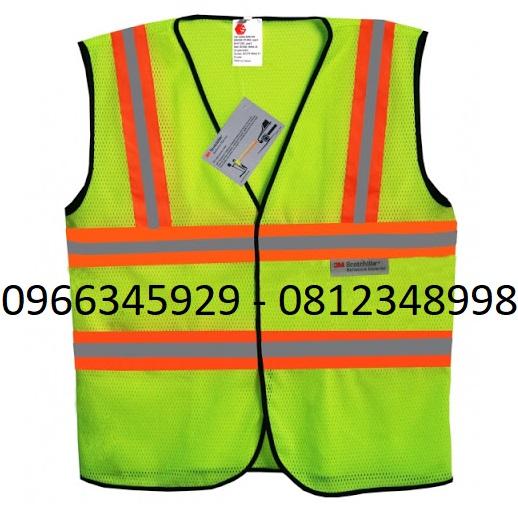 áo lưới phản quang 3m