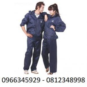 quần áo mưa quốc phòng