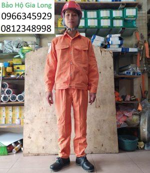 quần áo điện lực