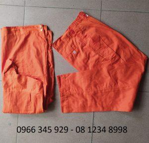 quần áo thợ điện