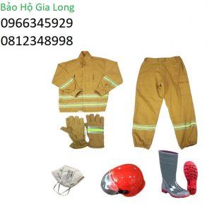 bộ quần áo chống cháy tt48