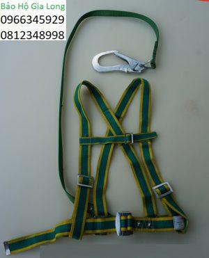 dây đai an toàn bán thân
