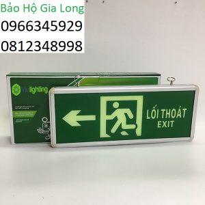 đèn exit chỉ dẫn thoát hiểm bên trái