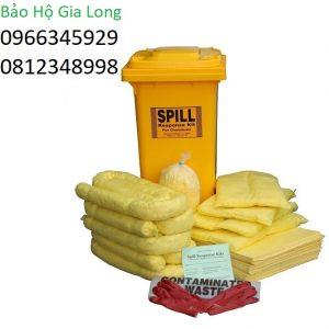 bộ ứng cứu tràn hóa chất khẩn cấp 240l