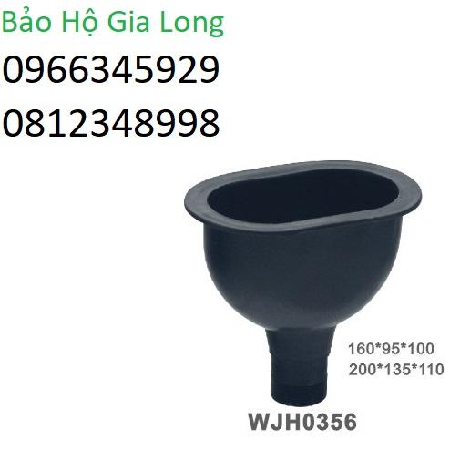 chậu rửa chống hóa chất phòng thí nghiệm wjh0356