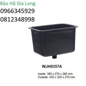 chậu rửa chống hóa chất phòng thí nghiệm wjh0357a