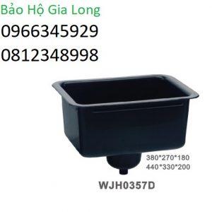 chậu rửa chống hóa chất phòng thí nghiệm wjh0357d